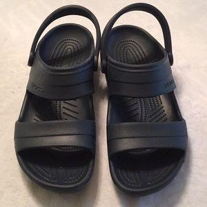 Men's Crocs Brand Sandals Size 12.